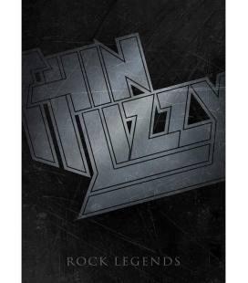 Rock Legends (Box Set 6 CD+DVD)