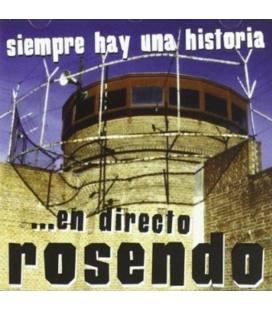 Siempre Hay Una Historia...En Directo-1 CD