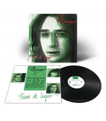 Fuera De Lugar (1 LP)