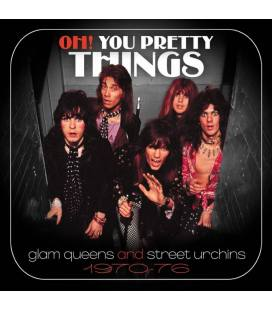 Oh! You Pretty Things: Glam Queens And Street Urchins 1970-76 (Box 3 CD)