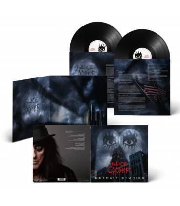 Detroit Stories (2 LP Black)