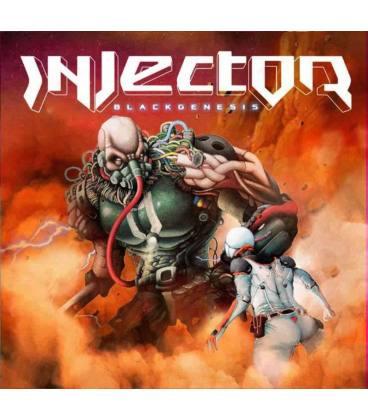 Blackgenesis (1 CD)