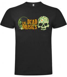 The Dead Daisies Logo Camiseta Manga Corta Bandas