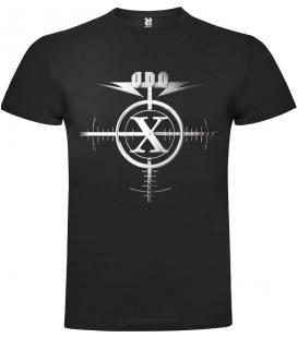 U.D.O. Mission X Camiseta Manga Corta Bandas