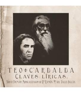 Claves Liricas. Nueve Poemas Musicalizados De D. Ramon Mª Del Valle-Inclan (1 CD+Libro)