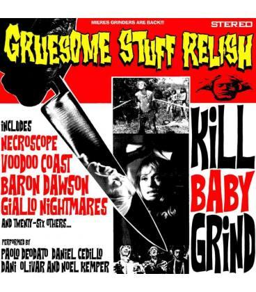 Kill Baby Grind (1 CD)