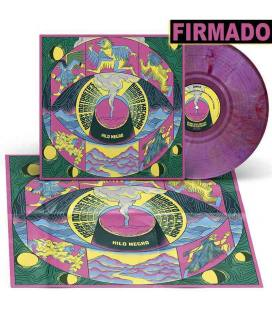 Hilo Negro (1 LP+Poster Edición Deluxe Color Púrpura Efecto Marmol) FIRMADO