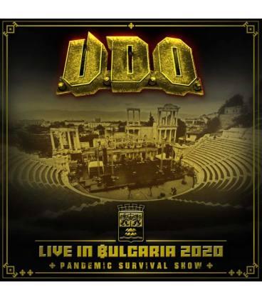 Live in Bulgaria 2020 (2 CD+1 DVD Digipack)