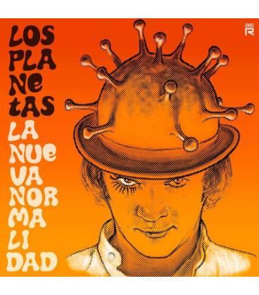 """La Nueva Normalidad / El Negacionista (1 Single 7"""")"""