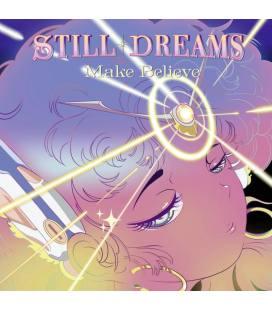 """Make Believe (1 LP 12"""" Pink Ltd)"""