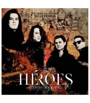 Héroes: Silencio Y Rock & Roll (2 LP+2 CD)
