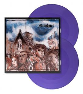 Us And Them (2 LP Clear Purple)