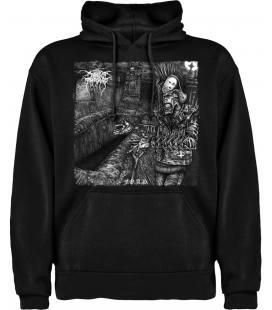 Darkthrone F.O.A.D. Sudadera con capucha y bolsillo
