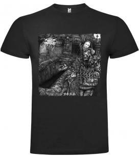 Darkthrone F.O.A.D. Camiseta Manga Corta Bandas