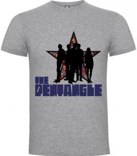 The Pentangle Band Camiseta Manga Corta Bandas