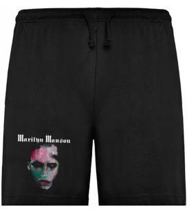 Marilyn Manson Bermudas