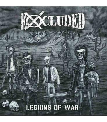 Legions Of War (1 LP Color)