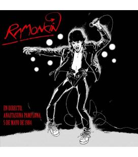 En Directo, Anaitasuna Pamplona, 5 De Mayo De 1984 (1 LP+1 CD)