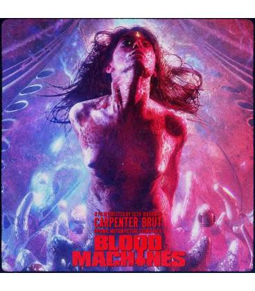 Blood Machines (1 CD)