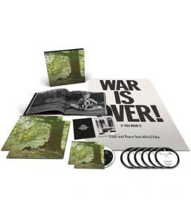 Plastic Ono Band 50 Aniversario (6 CD+2 BLU-RAY Deluxe)