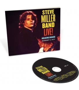 Live! Breaking Ground August 3, 1977 (1 CD)