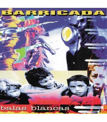 Balas Blancas (Reedición 2021) (1 LP)