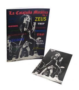 """Fanzine """"La Cataluña Metálica"""" Vol.5"""
