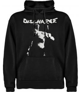 Discharge Apocalypse Now Sudadera con capucha y bolsillo