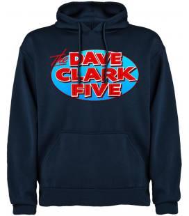 The Dave Clark Five Logo Sudadera con capucha y bolsillo