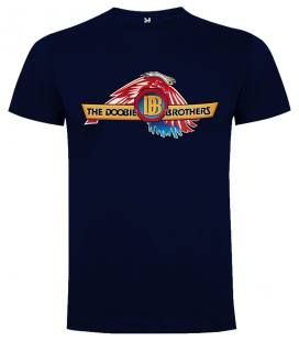The Doobie Brothers Eagle Camiseta Manga Corta Bandas