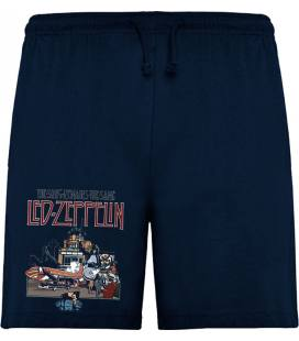 Led Zeppelin The Song Remains the Same Bermudas