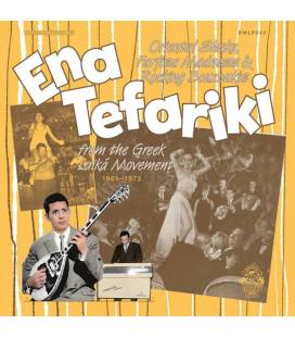 Ena Tefariki / Oriental Shake, Farfisa Madness & Rocking Bouzoukis From The Greek Laika Movement (1961-1973) (2 LP)