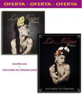 Pack Colores (CD)+Nocturno En Cordoba (DVD)