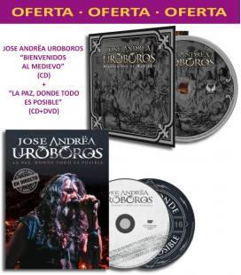 La Paz donde todo es posible (CD+DVD)+Bienvenidos al Medievo (CD)
