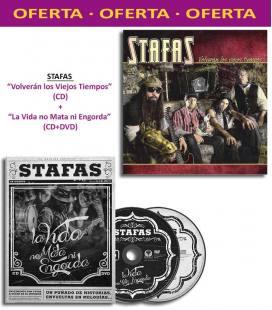 Volvieron Los Viejos Tiempos-CD