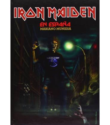 Iron Maiden en España.