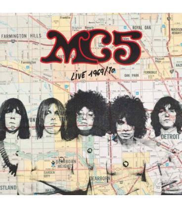 Live 1969/1970 (1 LP)