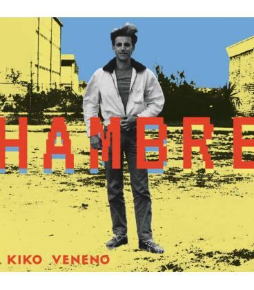 Hambre (1 CD) FIRMADO