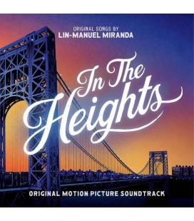 In The Heights Ost-Lin-Manuel Miranda (1 CD Jewel)