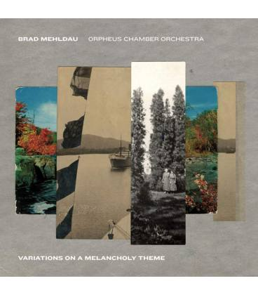 Variations On A Melancholy Theme (1 CD Digipack)