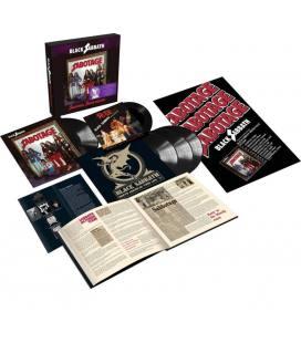 "Sabotage (Box 4 LP+Single 7"" Deluxe)"