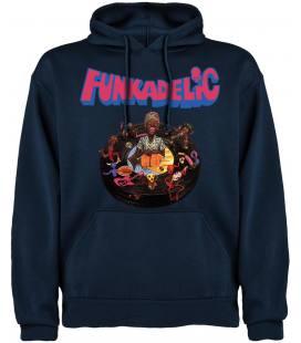 Funkadelic Music for Your Mother Sudadera con capucha y bolsillo