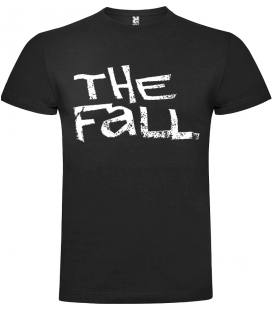 The Fall Logo Camiseta Manga Corta Bandas