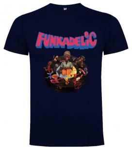 Funkadelic Music for Your Mother Camiseta Manga Corta Bandas