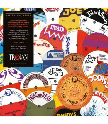 The Trojan Story (3 CD)