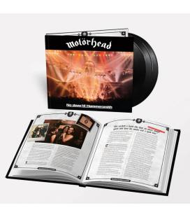 No Sleep 'Til Hammersmith, 40 Aniversario (3 LP Ed.Deluxe)