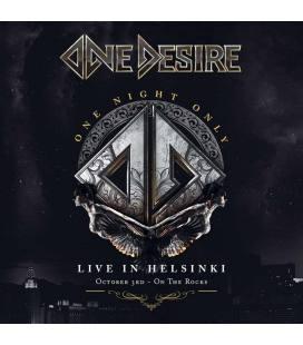 One Night Only - Live In Helsinki (1 BLU RAY)