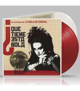 ¿Qué Tiene Esta Bola? Las Canciones De La Bola De Cristal (2 LP Red & White)