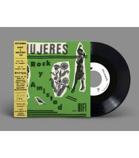 Rock Y Amistad (1 LP Maxi)