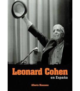Leonard Cohen en España.